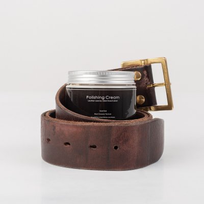 OGL Leather Care Polishing Cream