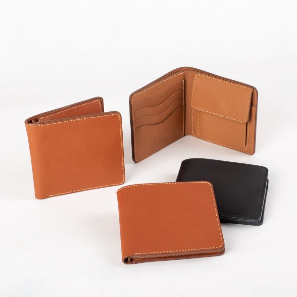 OGL Kingsman Classic Bi Fold Wallet (with coin pocket)