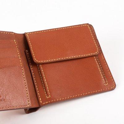 OGL Kingsman Classic Bi Fold Wallet (with coin pocket) Tan
