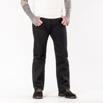 Superblack 21oz Denim Straight Cut