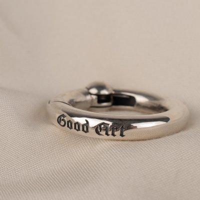 GOOD ART HLYWD Silver Spring Ring - Regular