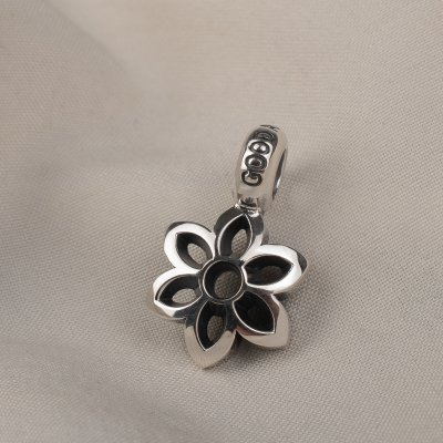 GOOD ART HLYWD Cut Out Rosette Size C - Sterling Silver