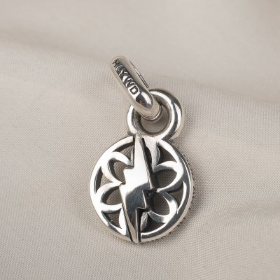 GOOD ART HLYWD Roadway Pendant Large - Sterling Silver