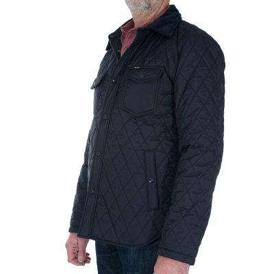 PrimaLoft™ Quilted Nylon Shirt/Jacket