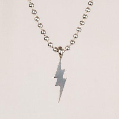 GOOD ART HLYWD Shazam! Pendant Size A Sterling Silver