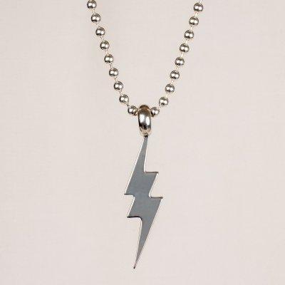 GOOD ART HLYWD Shazam! Pendant Size C - Sterling Silver