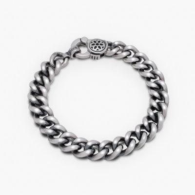 GOOD ART HLYWD Curb Chain No.6 Bracelet - Sterling Silver