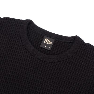 Ignition Works Thermal Crew Neck Long Sleeved Top - Black or White