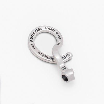 GOOD ART HLYWD Mini  Belt Loop Buddy in Silver