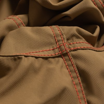 8oz Light Kersey Modified Type III Jacket – Camel