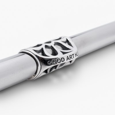 GOOD ART HLYWD Boba Straw - Sterling Silver