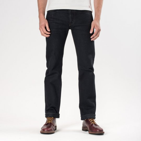 Overdyed Indigo 21oz Selvedge Denim Slim Cut