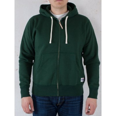 Ultra Heavy Flat Seamed Plain Hooded Sweat