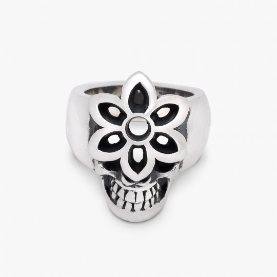 GOOD ART HLYWD Steal Your Rosette Ring - Sterling Silver