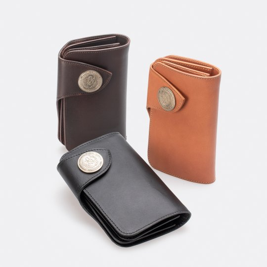 OGL Condor Mid Wallet - Black, Brown or Tan