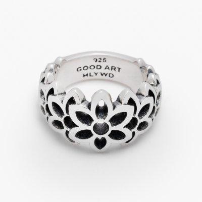 GOOD ART HLYWD Frida Ring - Sterling Silver