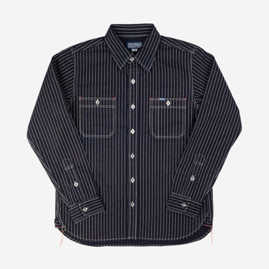 Indigo 12oz Wabash Work Shirt