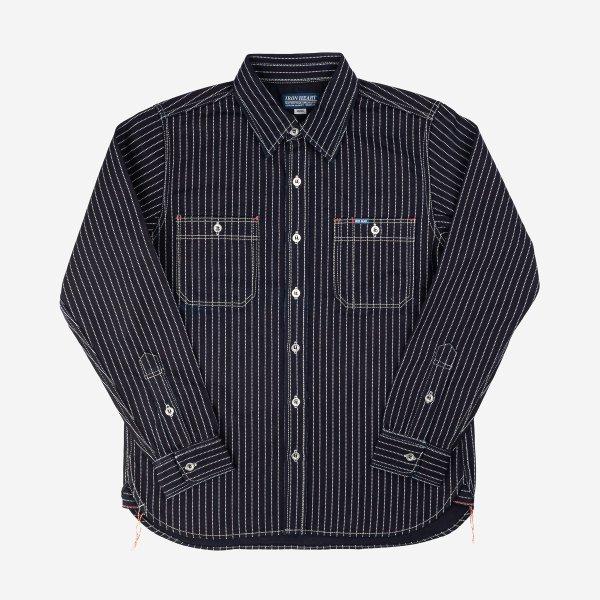 Indigo 12oz Wabash Work Shirt