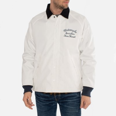 Cordura® Windbreaker Jacket - White
