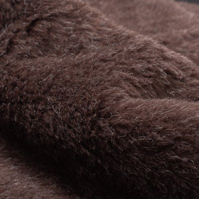 Alpaca Lined Whipcord N1 Deck Vest - Superblack