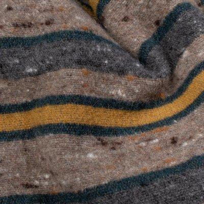 14.7oz Eco Selvedge Denim Blanket Lined CPO Shirt - Indigo