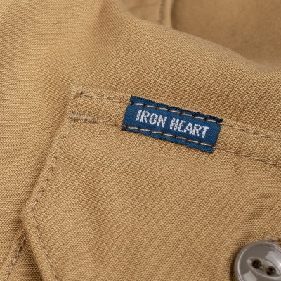 11oz Cordura® Satin Work Shirt - Brown
