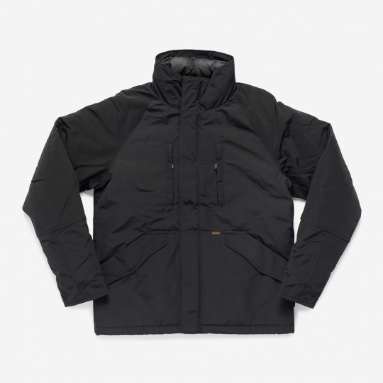 PrimaLoft® x eVent® Mountain Jacket - Black