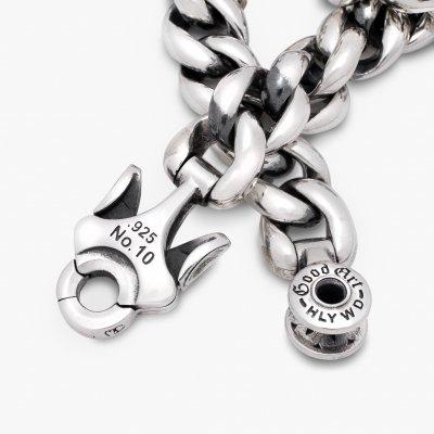 GOOD ART HLYWD Model 10 Bracelet Size AA - Sterling Silver