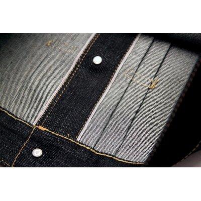 13.5oz Indigo Selvage Denim Type II Jacket