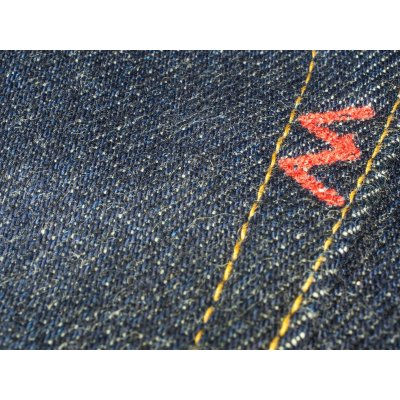 "Ultra Heavy Raw ""1955"" Cut Jean"