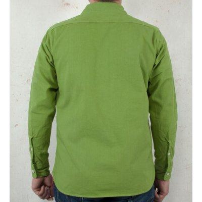 Selvedge Chambray Work Shirt