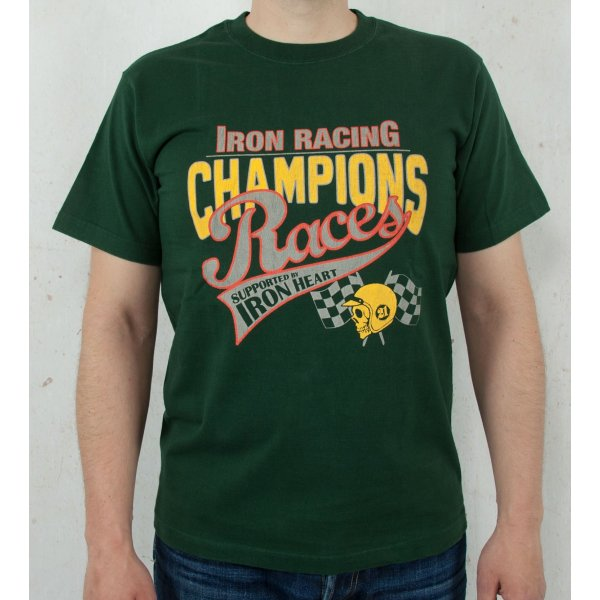 2014 Printed T-Shirt - Champions Races