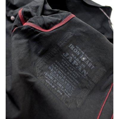 Overdyed Selvedge Chambray Work Shirt