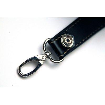 Cordovan Belt Clip