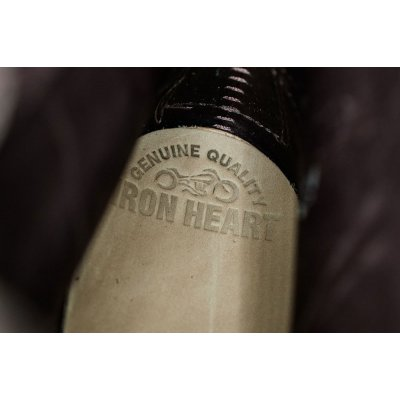 "Iron Heart/Wesco® - Smooth Out 8"" Packer Boot"