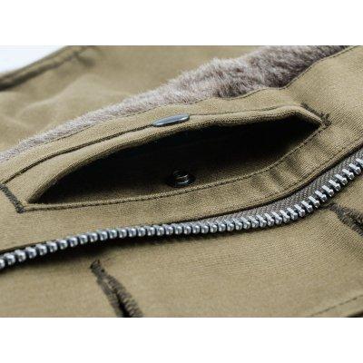 Alpaca Lined Whipcord N1 Deck Vest