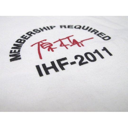 2011 Forum Tee Shirt - White Version