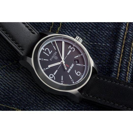 Iron Heart Watch