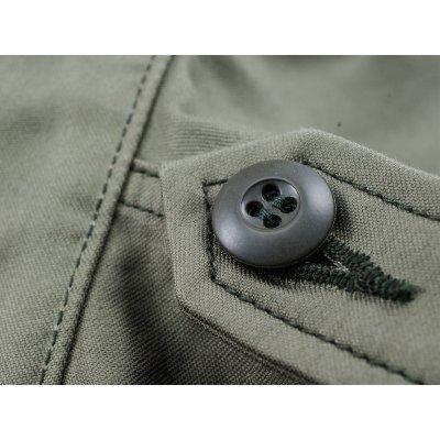 M65 - Ventile Lined Sateen Cotton Field Jacket