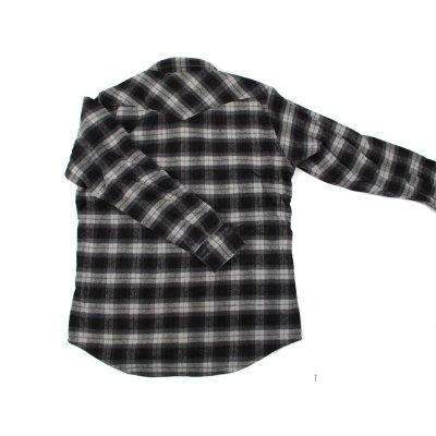 Ultra Heavy Weight Flannel Western Shirt
