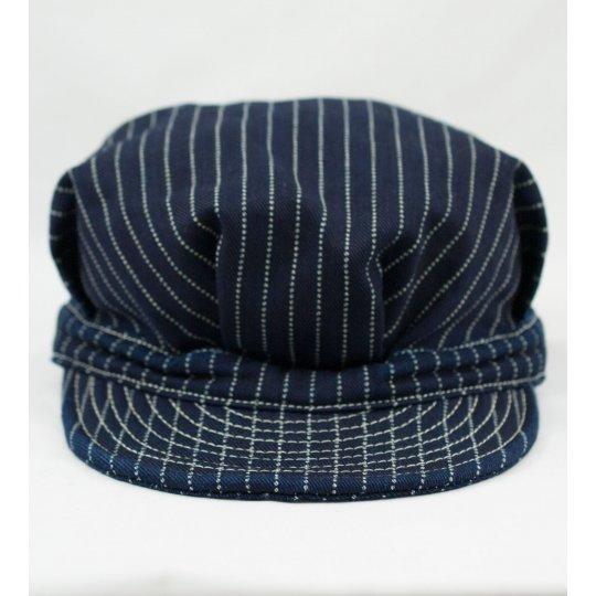 Engineer's Cap - Wabash, Hickory and Herringbone