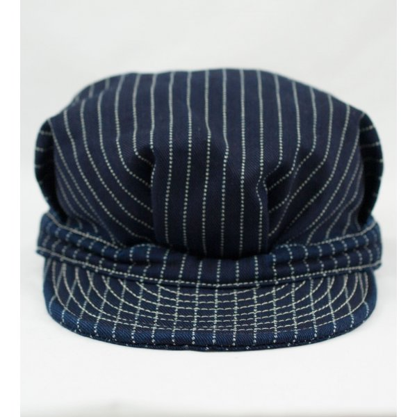 Engineer's Cap - Wabash, Hickory and Herringbone