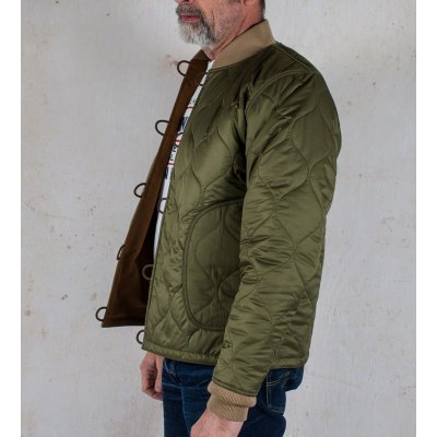 M43 Liner - Reversible Duck/Ripstop Jacket
