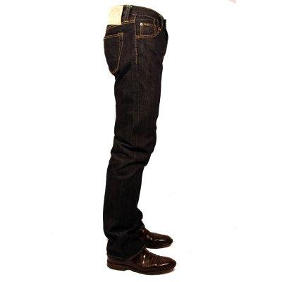 21oz Slim Straight Japanese Indigo Selvage Jean