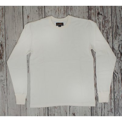 Cotton Mid-weight Crew Neck Sweater