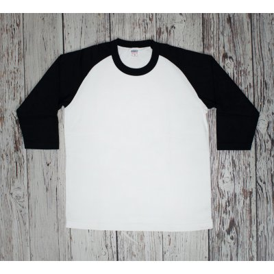 IHTL-1508 - 3/4 Sleeve Loopwheel Baseball T-Shirts
