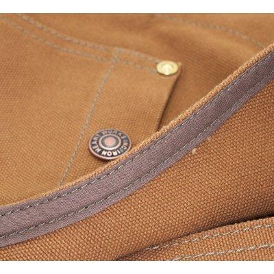 Brown Duck Work Vest