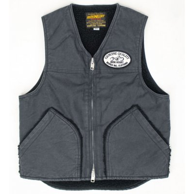 Fleece Lined Swedish Serge Vest