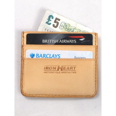 Calf Credit Card Holder