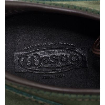 The Bootery/Wesco® - JH Classics - Olive Burlap